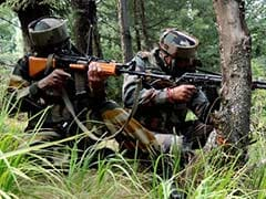 Pakistan Troops Violate Ceasefire In Samba In Jammu And Kashmir
