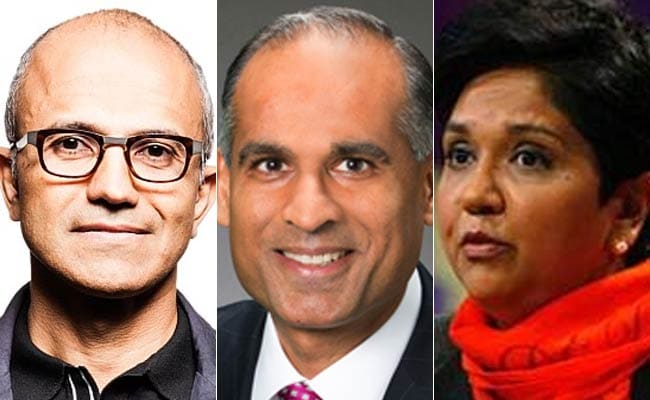 Nooyi, Nadella, Bhavesh Patel Among Highest Paid CEOs In World