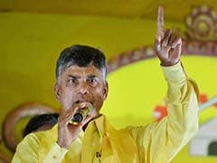 Bifurcation Issue: Chandrababu Naidu Expresses Displeasure Over Centre's Role