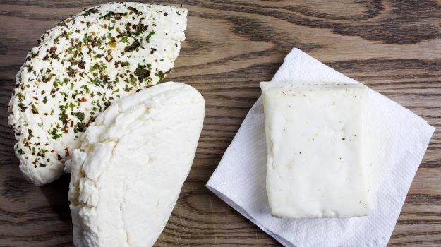 How to Make Halloumi, the Cheese that Squeaks