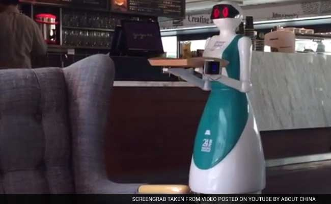 Restaurants In China Sack 'Dumb' Robot Chefs And Waiters
