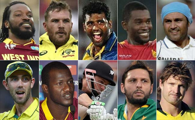 मिलिए उन बल्लेबाजों से, जिन्होंने हमेशा ही 'आतिशबाजी' जैसी बैटिंग की...