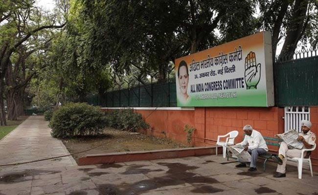 Congress To Get New Headquarters On Its Foundation Day: Report