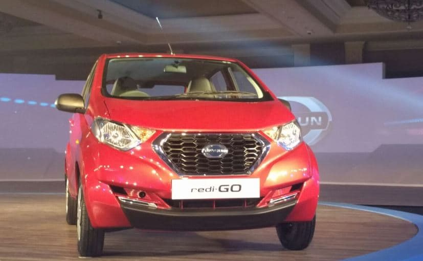 Datsun redi-GO to Get an AMT Variant