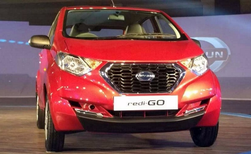 datsun redi go prices to start rs 2 5 lakh can