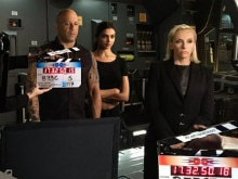 Deepika Padukone and Vin Diesel, Once Again From the Sets of <I>xXx</i>
