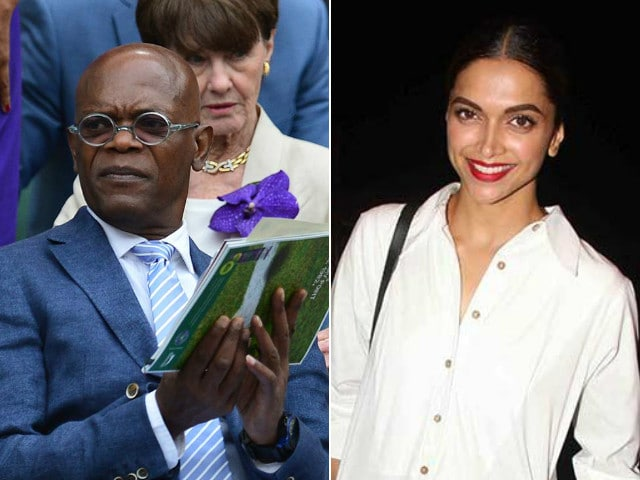Deepika Padukone Has a New Fan. Nick Fury Thinks She's 'Most Beautiful'
