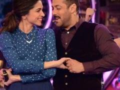 सलमान खान के साथ 'ट्यूबलाइट' में रोमांस करेंगी दीपिका पादुकोण...!