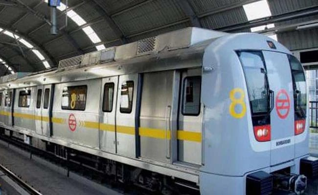 Delhi Metro Services Affected Due To Technical Snag