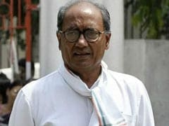 Digvijaya Singh Criticises BJP For Centre's Stand In Supreme Court On Kohinoor Issue