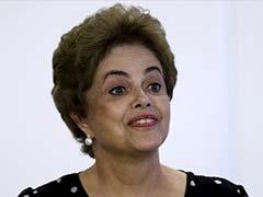 Brazil President Dilma Rousseff Asks Supreme Court To Stop Impeachment