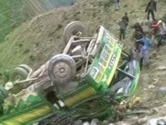 6 Dead, 56 Injured After Bus Falls Into Gorge In Jammu and Kashmir's Doda