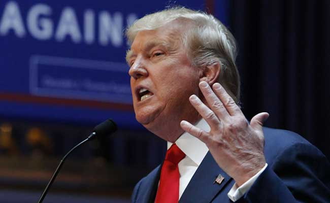 Donald Trump Defends Stance On Gun Rights, Immigration