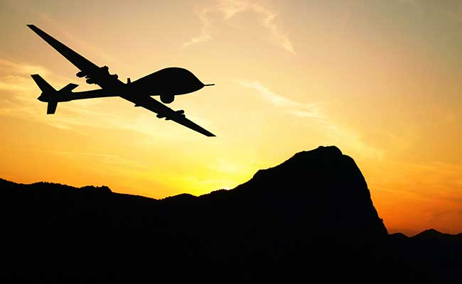 Keeping Close Eye On Pak: BSF After Spotting 3 Drones Along Border