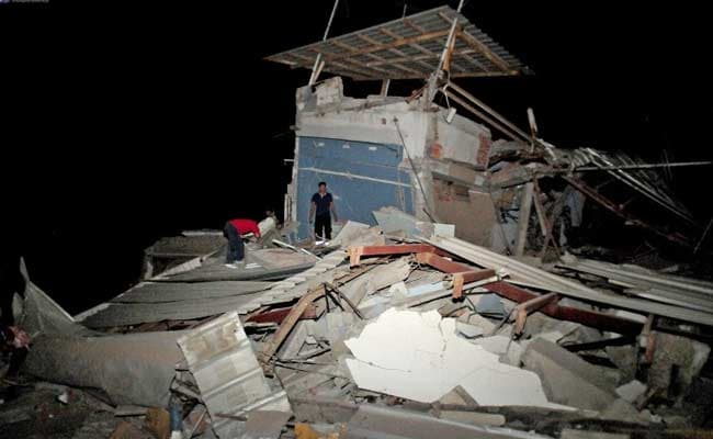 77 Dead After Powerful 7.8 Earthquake Hits Ecuador, Tsunami Warning Issued