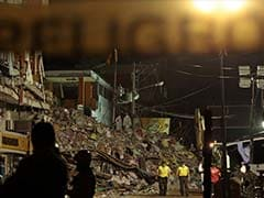 Ecuador Quake Death Count Rises To Nearly 650