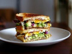 Recipe Video: Quick And Easy High-Protein Egg Salad Sandwich