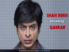 फिल्म 'फैन' में कैसे 27 साल के दिखने लगे शाहरुख खान, वीडियो हुआ वायरल