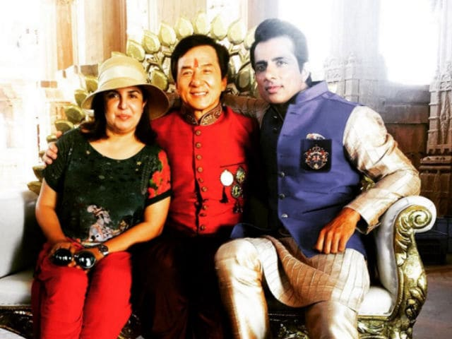 Farah Khan Has a New Name For Jackie Chan