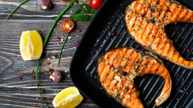 Eat Seafood Once a Week to Keep Your Memory Sharp
