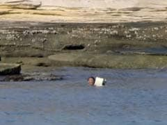 'He Was Prepared To Die': TV Crew Rescues Castaway Stranded On A Deserted Island