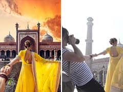 You Saw the Pics. Now Watch the #FollowMeTo Couple's Made-in-India Video