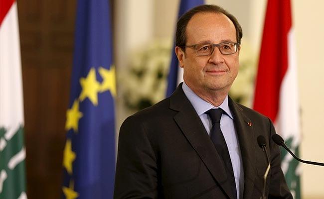 France's Francois Hollande pledges aid to Lebanon at start of Mideast tour