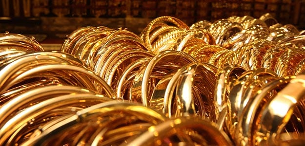 India's Gold Imports Drop 16% In FY2016: Report