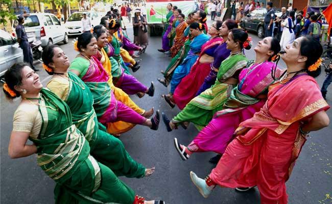 Happy Gudi Padwa 2018: Marathi New Year Celebrated With Rangoli, Puran Poli, Flowers