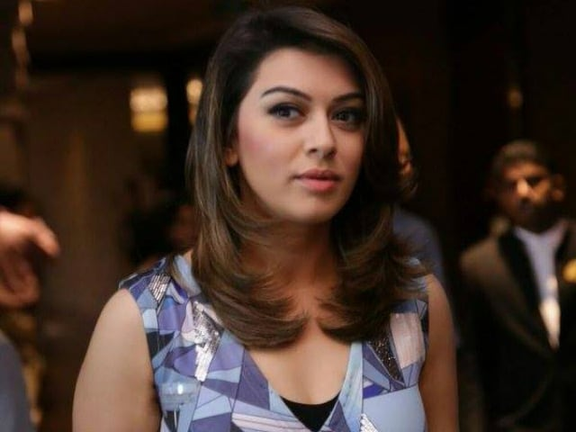 Hansika Motwani Went Out of Her 'Comfort Zone' For This Movie