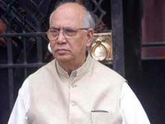 पूर्व कानून मंत्री हंसराज भारद्वाज का निधन, कर्नाटक के राज्यपाल और कई बार राज्यसभा सदस्य भी रहे