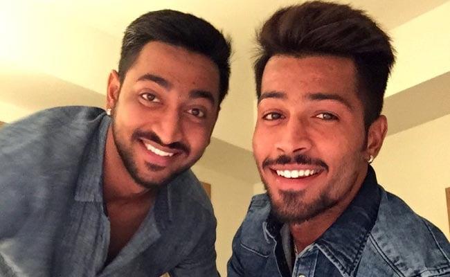 IPL 10: मुंबई इंडियंस के क्रुणाल पांड्या ने बताया, कितना शरारती है छोटा भाई हार्दिक, देखें वीडियो ...