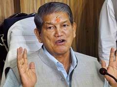 Uttarakhand Elections 2017: BJP Leader Attacks Ex-Boss, Chief Minister Harish Rawat, Over Firing At Rally