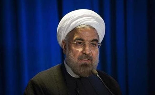 Rouhani at United Nations defends Iran nuclear deal against 'rogue newcomers'""
