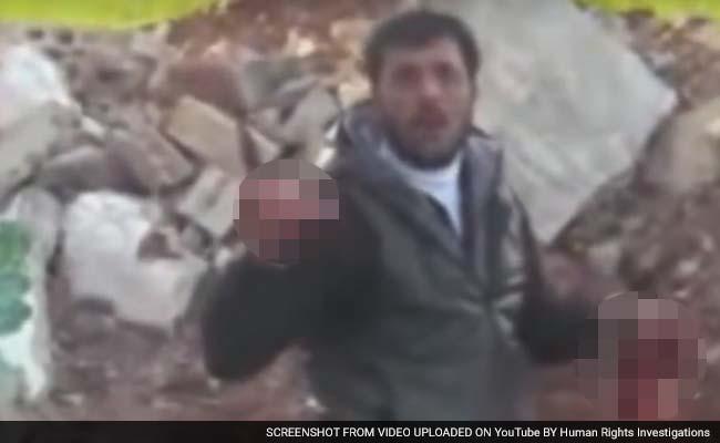 'Heart-Eating' Syrian Rebel, Abu Sakkar Killed