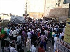दिल्ली : ओखला इलाके में हाई टेंशन तार की चपेट में आने से एक की मौत, एक जख्मी