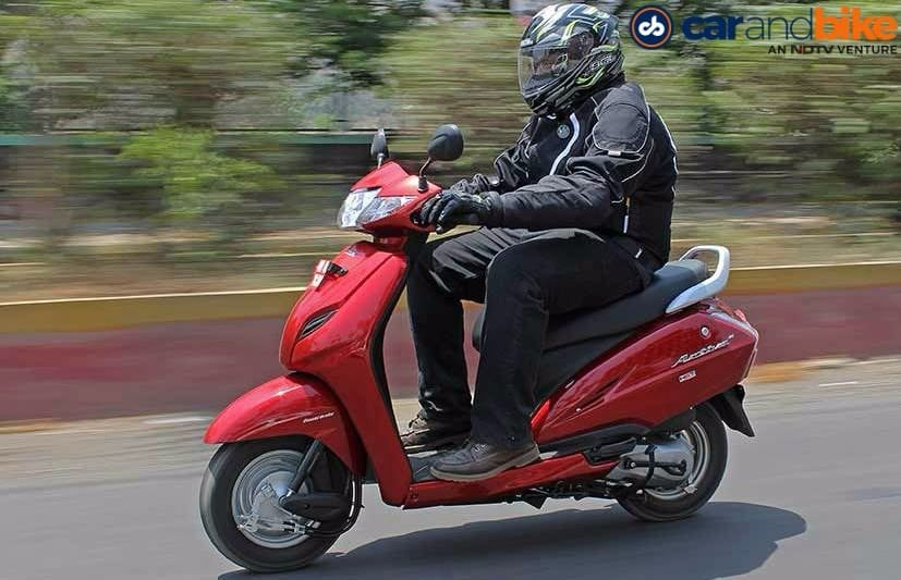 Top 10 Best Selling Two Wheelers in May 2016; Honda Activa Outshines Hero Splendor