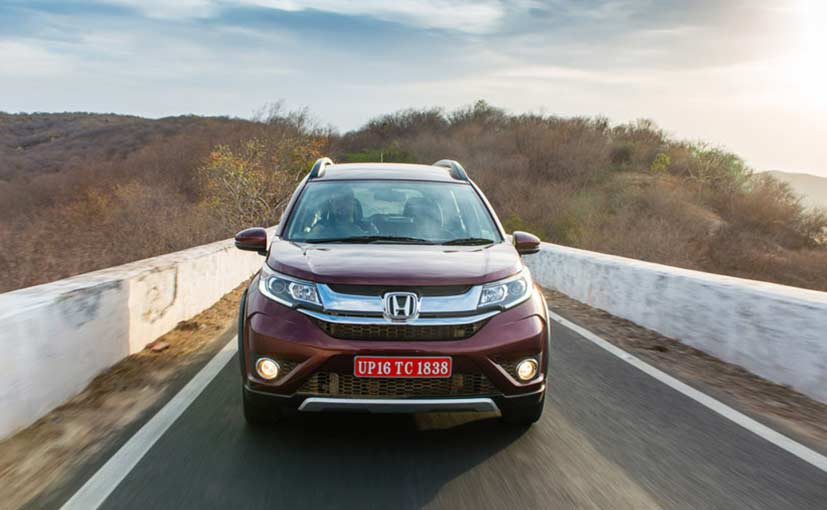 Honda BR-V Compact SUV: 9 Things You Need to Know