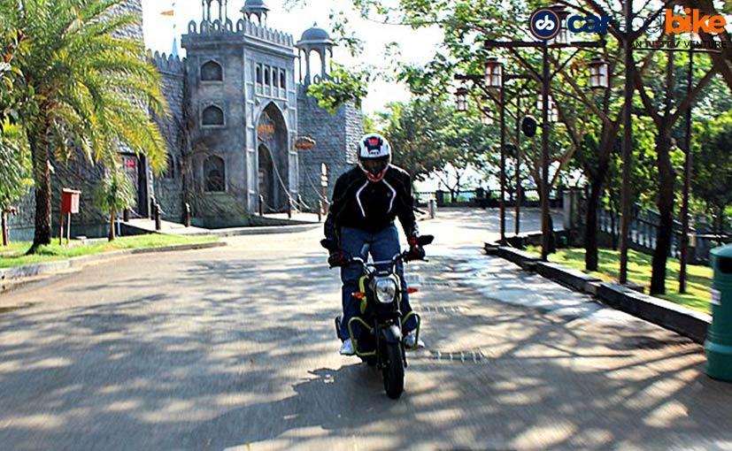 Honda Navi Riding Dynamics
