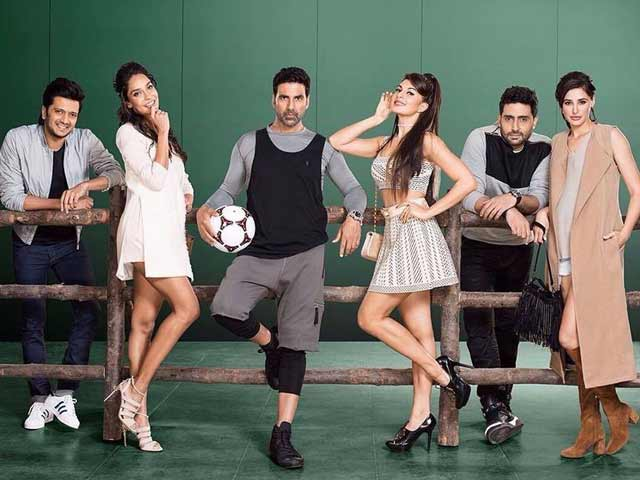 With 6 Actors, the Housefull 3 Posters Are Truly House Full
