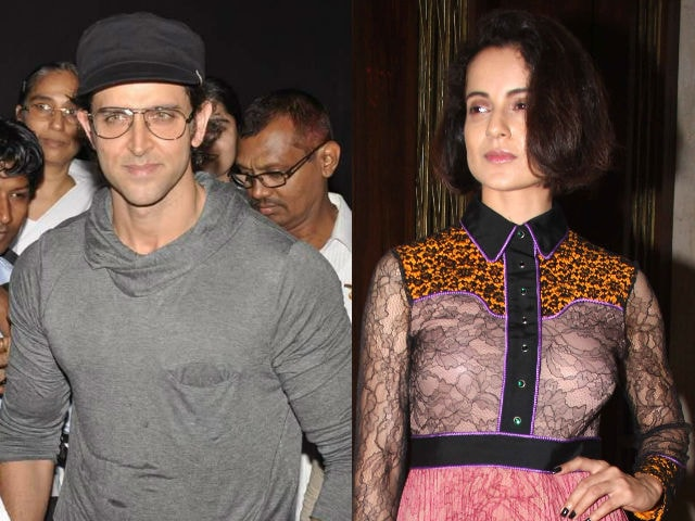 Will Prove Hrithik and Kangana Never Dated, Say His Lawyers