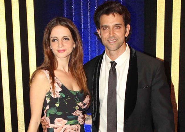 What Sussanne Khan Tweeted About Hrithik-Kangana's 'Leaked Picture'