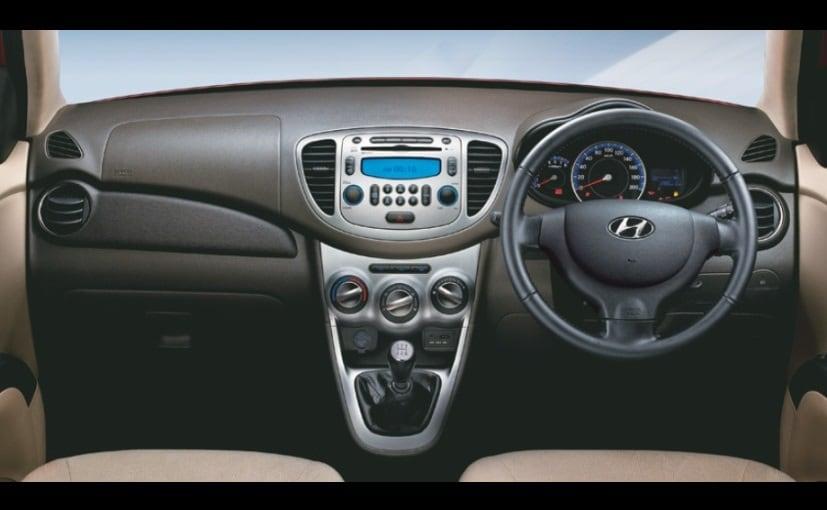 Hyundai i10 Cabin
