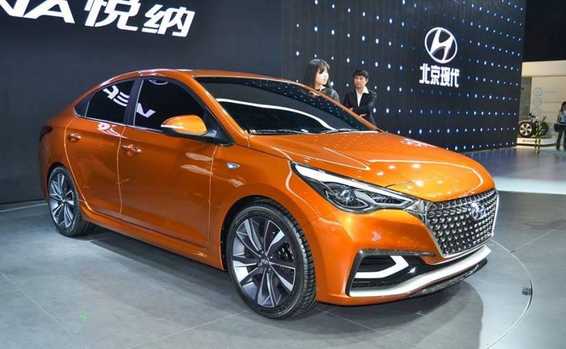 Next-Gen Hyundai Verna Concept