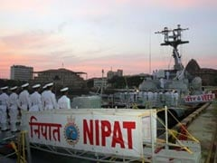 Indian Naval Ships Veer, Nipat Decommissioned