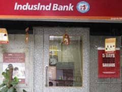 "IndusInd Bank Jumps 4% As Promoters Call Report On Takeover ""Baseless"""