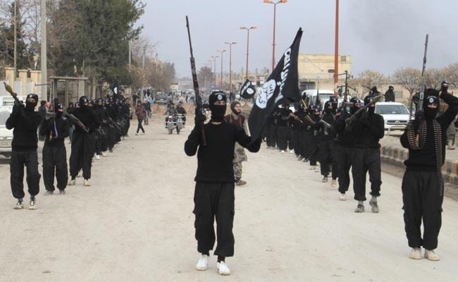 As ISIS Closed In, Officials Raced To Remove Chemical-Weapon Materials