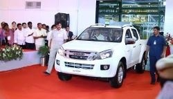 Isuzu Plans To Export Vehicles To 20 Countries From India