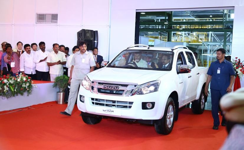 isuzu plans to export vehicles to 20 countries from india - ndtv