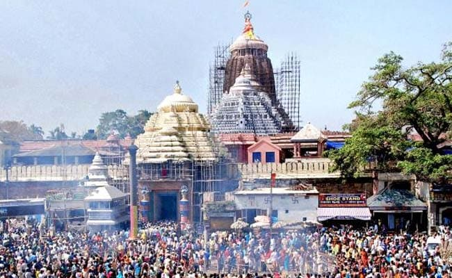 Amid Missing Keys Row, Puri Jagannath Temple Administrator Replaced